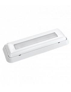 Normalux DUNNA DAL-100 110 Lúmenes Permanente 1 Hora Autotest Luz de Emergencia