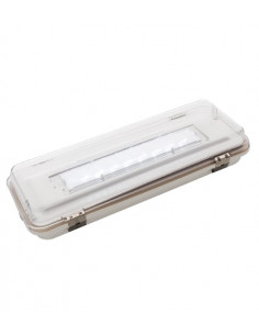 Normalux DEL-150 150 Lúmenes Permanente 1 Hora Luz de Emergencia